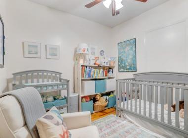 baby room 1st Fl